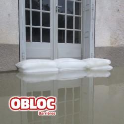 10 sacs anti-inondation OBLOC®