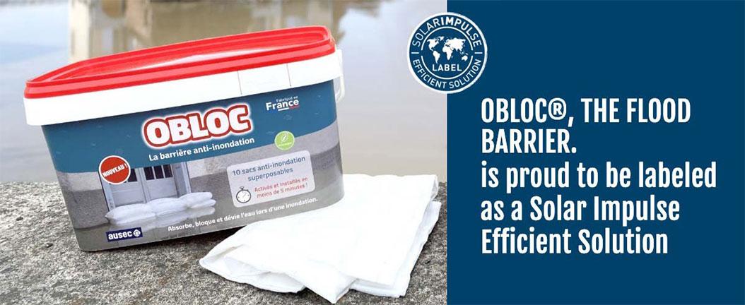 obloc the flood barrier sif label annoucement