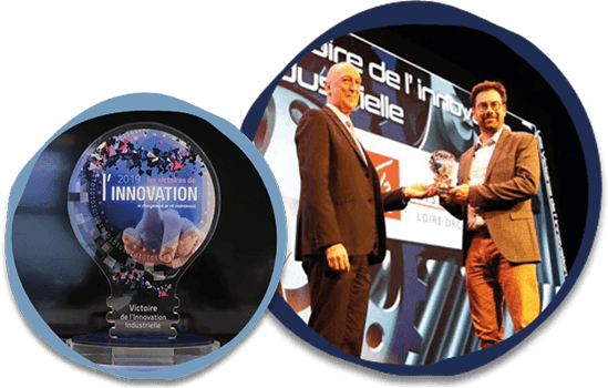 Victoire innovation industrielle Ausec